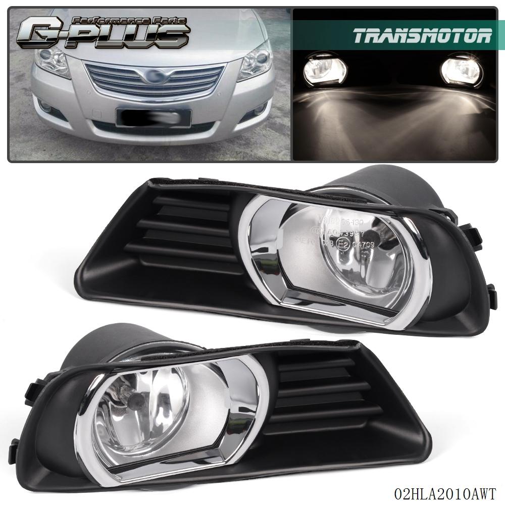 Toyota Camry Headlight Wiring